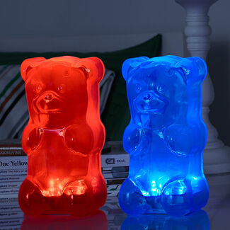 "Wireless ""Gummy"" Lights"